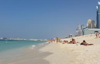 going on 25... (week 1 - Dubai)